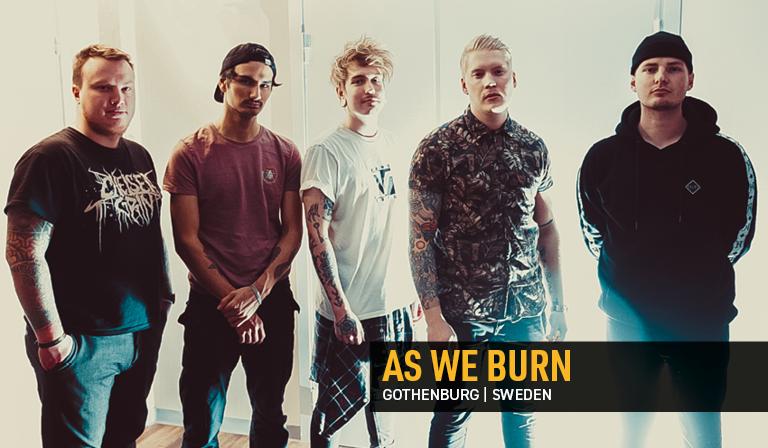As We Burn