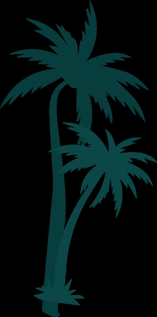 Palms - Left